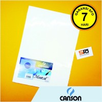 Canson Montval A3 200g - 5 sheets By MUKENA24
