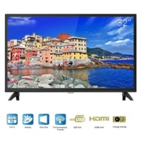 "LED TV 32"" Coocaa 32W4 Digital TV USB Movie Garansi Resmi"