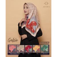 Jilbab Segi Empat GELSIE By Adabia Mufler Design 10 - Hijab MOTIF