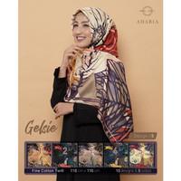 Jilbab Segi Empat GELSIE By Adabia Mufler Design 05 - Hijab MOTIF