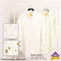 kemeja wanita murah | kemeja premium AG310 | fashion kuliah