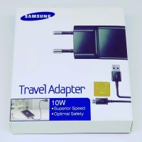 CHARGER SAMSUNG GALAXY ORIGINAL 2A 10W GALAXY NOTE 2 BLACK & WHITE