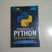 Fundamental of Python for machine learning