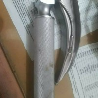 spare bulp / lampu Larygscopy