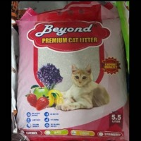 Beyond Cat Litter (Pasir Kucing) - Amigos Petshop Mks