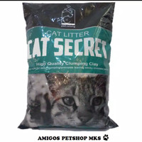 Cat Litter merk Cat Secret Cat Colony (Pasir Kucing) - Amigos Petshop