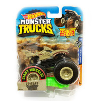 Hot Wheels Monster Truck Leopard Shark