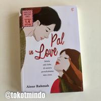 Novel PAL IN LOVE (Ainur Rahmah)