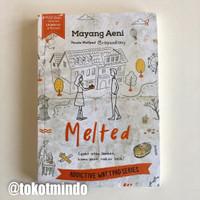 Novel MELTED (Mayang Aeni)