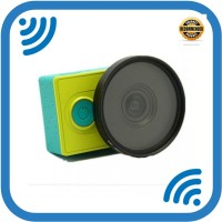 ORI Lensa UV Filter 52mm dengan Cap untuk Xiaomi Yi - Lens-01