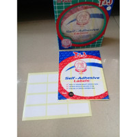 Label Nama Undangan 32x64mm Packs 10 lembar - Tom & Jerry 103