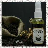 PARFUM MOBIL CARIBBEAN AROMA KOPI 60 ml / PARFUM PENGHILANG BAU ROKOK