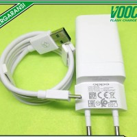 CHARGER OPPO 4A FAST CHARGING VOOC FLASH ORIGINAL ( AK779GB )