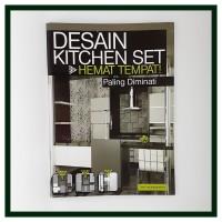 Buku Bekas - Desain Kitchen Set Hemat Tempat Paling Diminati