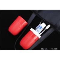 Travel Toothbrush bottle cup tempat sikat gigi travel T041
