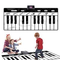 JUMBO Piano Gigantic Keyboard Playmat Zippy Mat Classic Mainan Edukasi