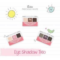 Fanbo Eye Shadow Trio Eyeshadow