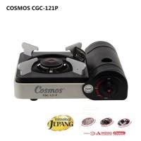 COSMOS KOMPOR GAS PORTABLE 0.9 KG 1 TUNGKU CGC - 121 P