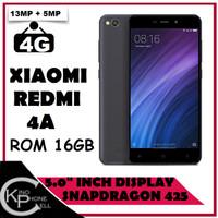 Xiaomi Redmi 4A 16GB RAM 2GB Mi 4 A Garansi 1 tahun