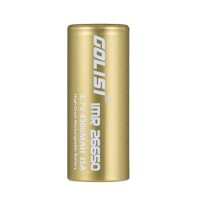 1PCS GOLISI S43 IMR26650 4300mah 35A Protected Rechargeable