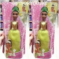 Boneka Disney Princess Tiana Royal Shimmer Hasbro Original