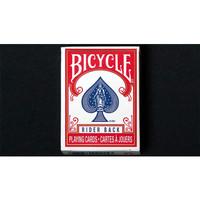 Bicycle Rider Playing Card Deck Merah Biru Blue Red Poker Sulap MINI