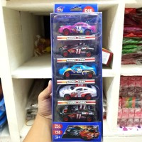 Die Cast Model Cars Isi 5 pcs/ Mainan Mobil Cars
