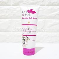 Fair n Pink Whitening Body Serum 160ML Original 100%