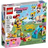 LEGO 41287 - The Powerpuff Girls - Bubbles Playground Showdown