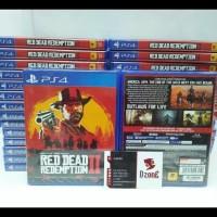 Ps4 Red Dead Redemption 2 Terbatas