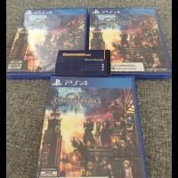Jual Kingdom Hearts Iii Reg 3 New Sealed Ready Diskon