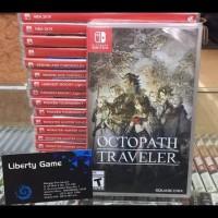 Nintendo Switch Octopath Traveler Terbaru