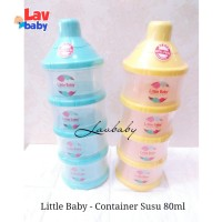 808 - Little Baby Milk Powder Container simpan susu bubuk snack 808