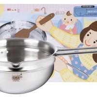 STEP 2 - Motherscorn mother's corn Baby Food Pots panci step 2