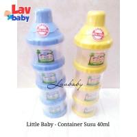 208 - Little Baby Milk Powder Container simpan susu bubuk snack 208