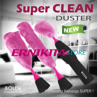 BOLDE SUPER CLEAN DUSTER - KEMOCENG ELEKTRIK - PEMBERSIH DEBU