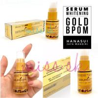 SERUM GOLD HANASUI - SERUM GOLD CV JAYA MANDIRI ORI