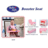 Baby Safe - Booster Seat Baby Safe Pink