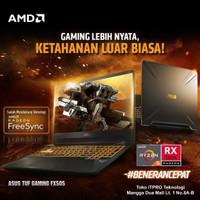 ASUS TUF Gaming FX505DY-R5561T - Rayzen 5 3350H 8GB 1TB RX560X 4GB W10