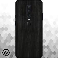 [EXACOAT] OnePlus 7 Pro 3M Skin / Garskin - Wood Ebony