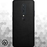 [EXACOAT] OnePlus 7 Pro Skins 3M Skin / Garskin - Black Matrix