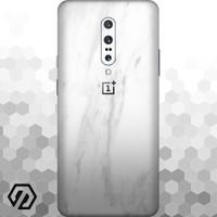 [EXACOAT] OnePlus 7 Pro 3M Skin / Garskin - Marble White