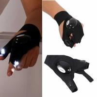 Sarung Tangan Lampu LED - tangan kiri