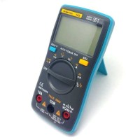 Multimeter AC/DC Voltage Tester with Temperature - RM102