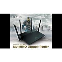 D-Link DIR-878 Wireless AC1900 MU-MIMO DualBand Gigabit Router