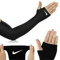 Harga arm sleeve nike armsleeve manset tangan sepeda sarung lengan | antitipu.com