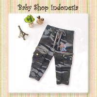 Celana Army Anak Laki-Laki Murah Celana Panjang Anak Import Motif Army