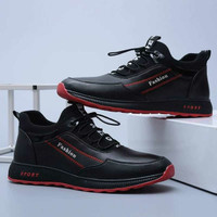 New MEN Black Edition Sneakers Fashion Korea Shoes FLS-19-1