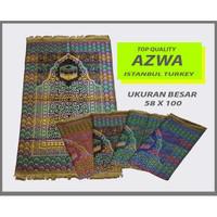 Sajadah Travel AZWA Turkey Dewasa Besar Grosir