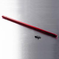 MST XXX Alum. propeller shaft (red) #210219R